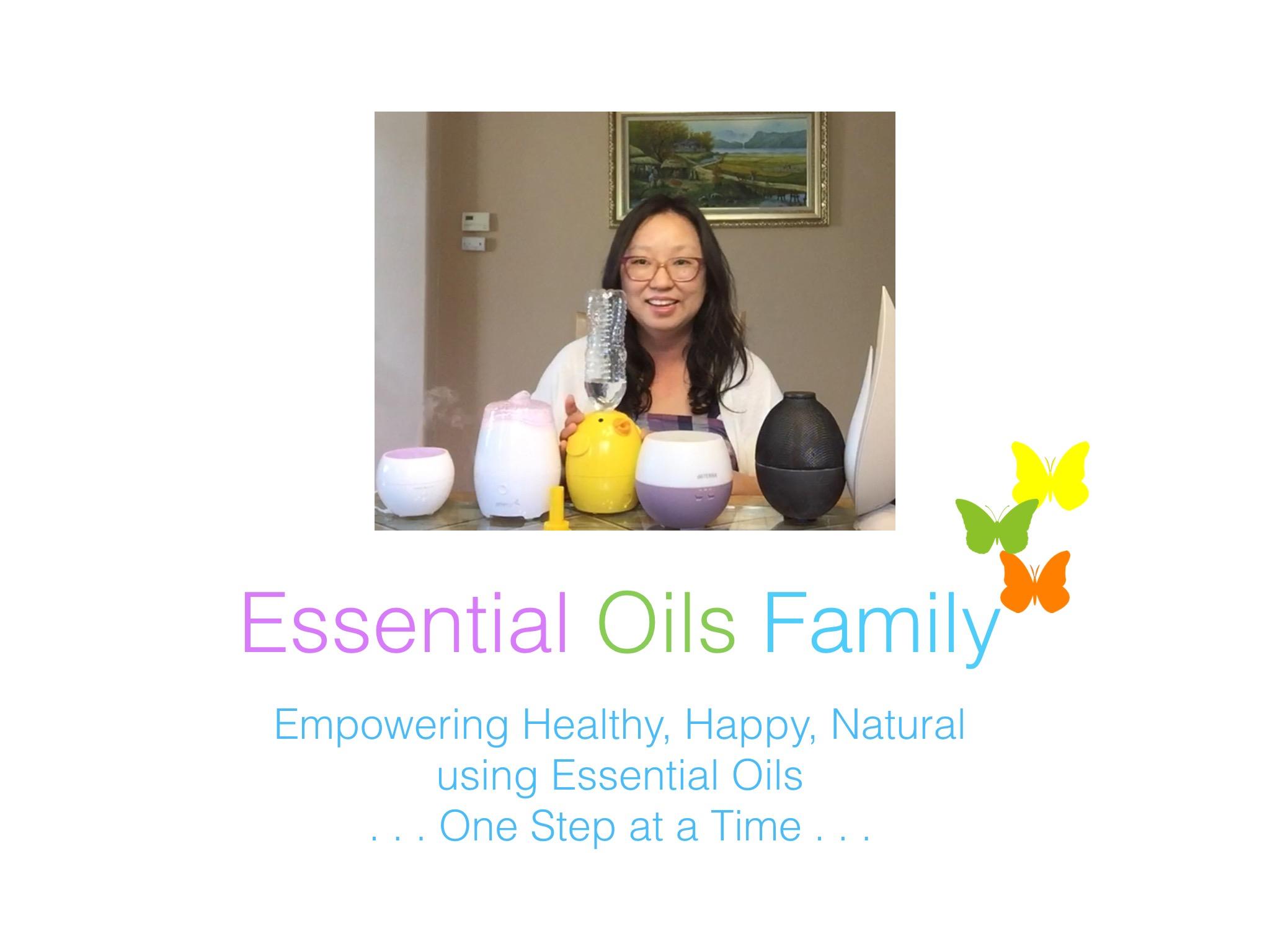 Essential Oils Family